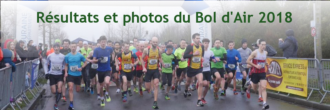 Résultats et photos du Bol d'Air 2018