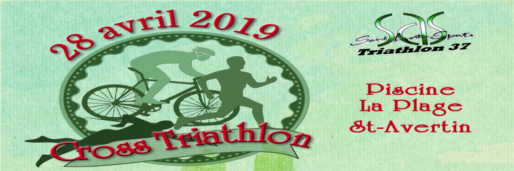 S'inscrire à l'aquathlon et Cross-triathlon du 28 Avril