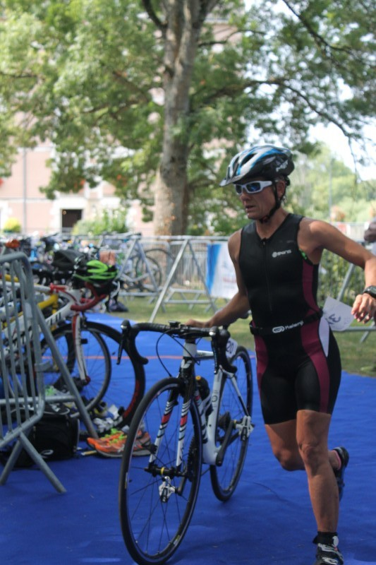 triathlon veigne